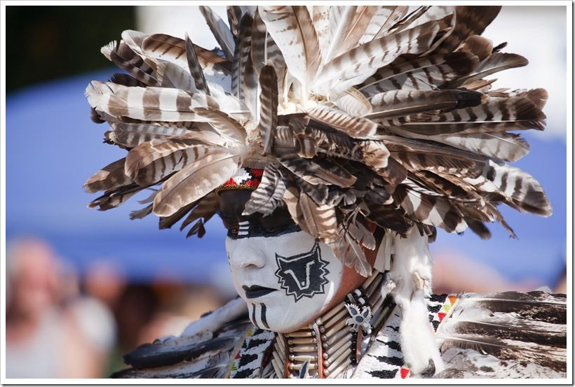 Celebrating Native American art and Culture, Pow Wow. If you have not been to a Pow wow, you need to.