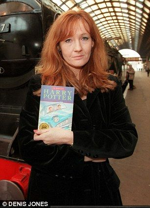 Jk Rowling Says She Is Most Proud Of Her Years As A Single Mother Jk Rowling Young Jk Rowling Rowling