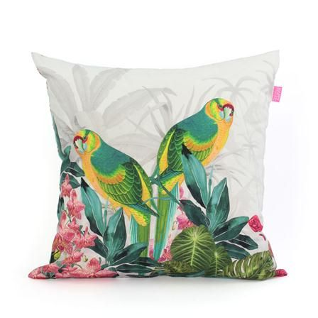 Happy Friday Tropic Set of 2 Cushion Covers