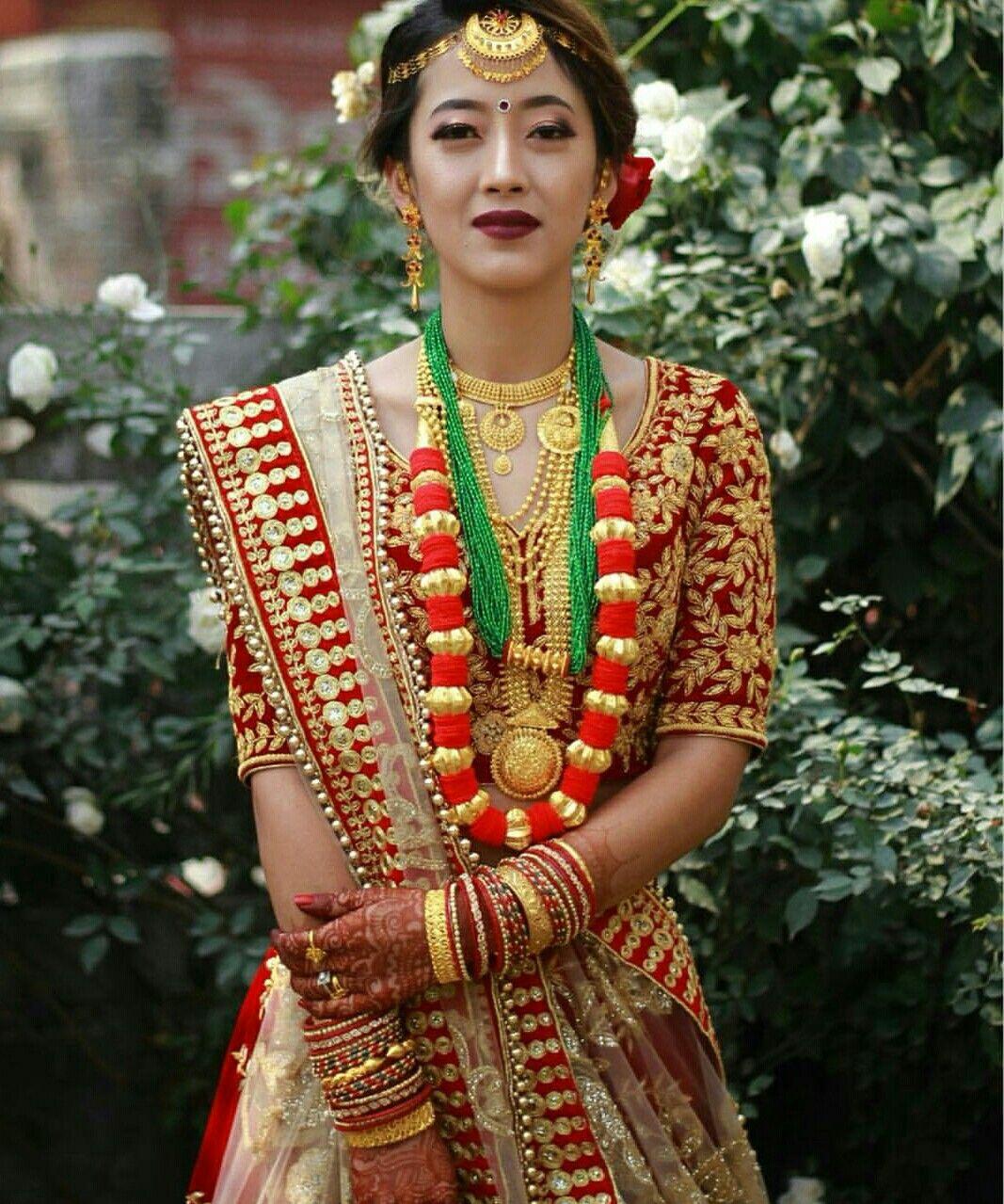 Nepali Wedding Tradition Nepal Marriage Bride