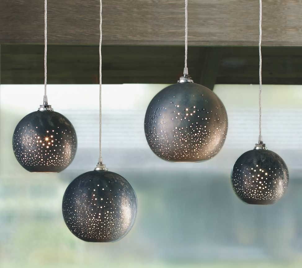 Astral Lights Imagine A Canopy Of Stars Enveloping Your Ceiling And Walls As You Gaze Up You Re Transported Into A Lights Astral Pendant Modern Hanging Lamp