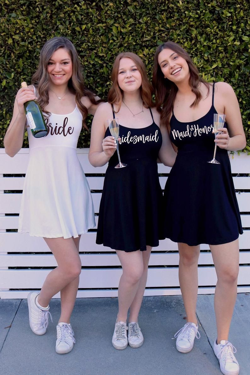 This Item Is Unavailable Bridal Party Getting Ready Bachelorette Party Dress Bridal Party Outfit
