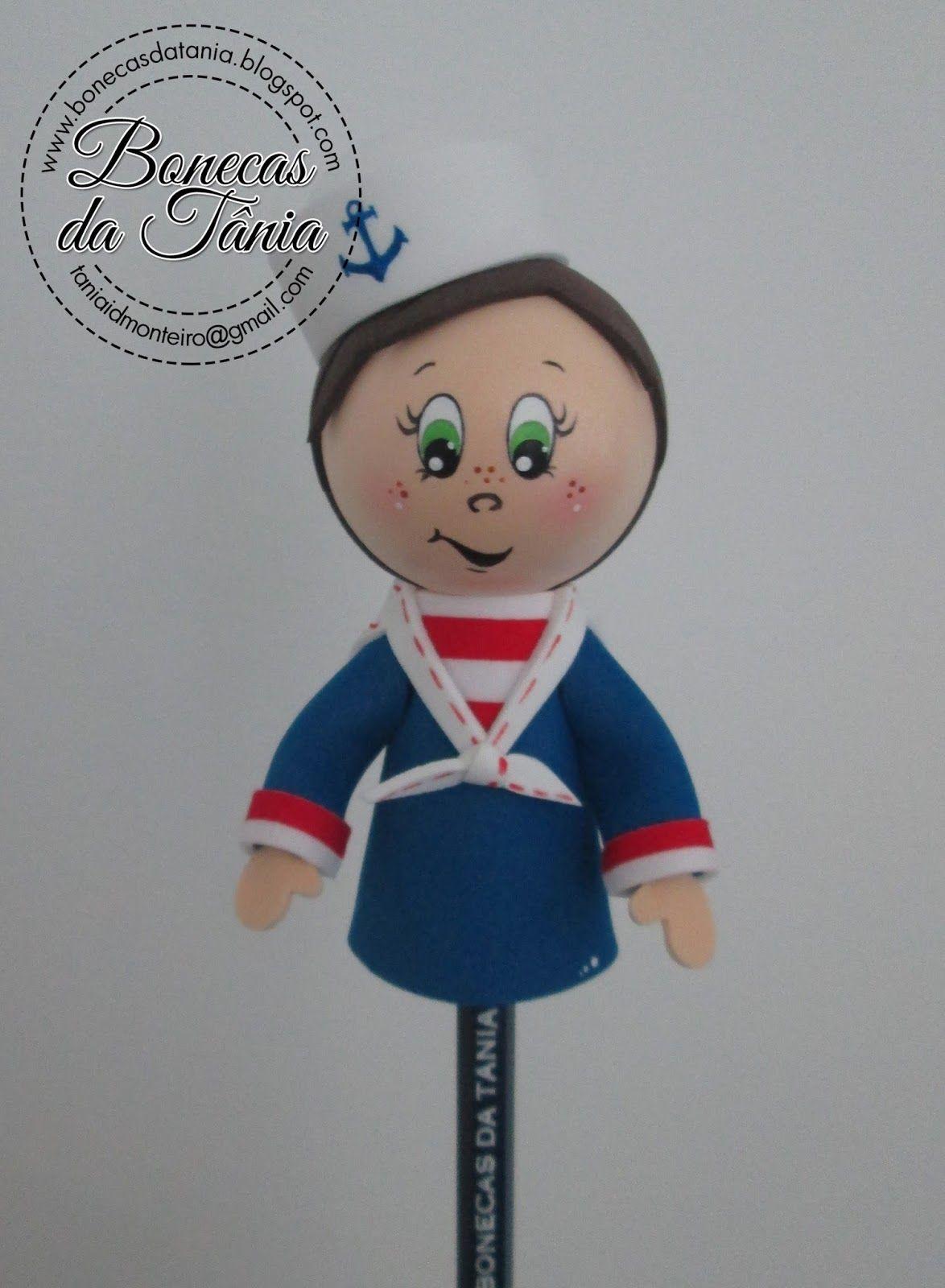 Bonecas da Tânia: Outubro 2015