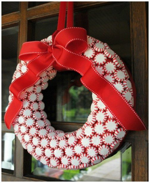 Attrayant How To Easily Make Your Own Awesome Christmas Wreaths