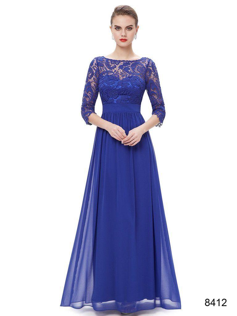 Royal blue bridesmaid dress nephews wedding pinterest royal