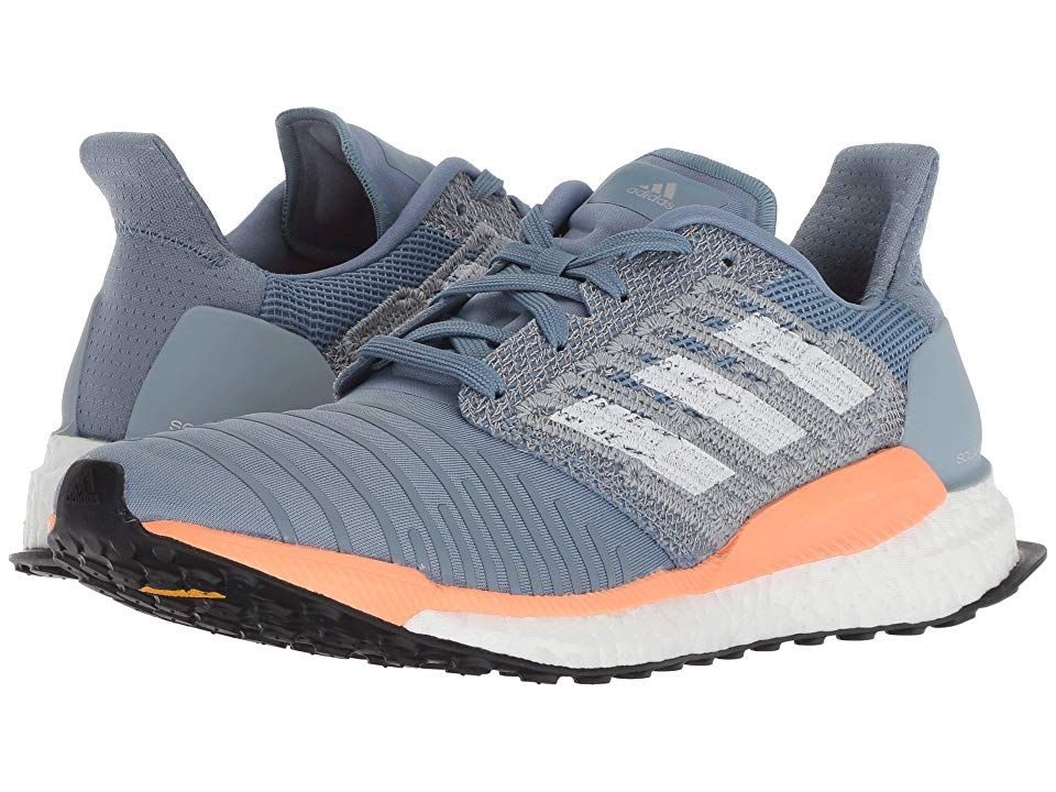 coupon codes check out outlet for sale adidas Running Solar Boost Women's Running Shoes Raw Grey ...