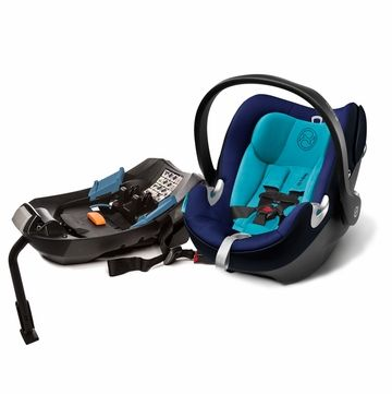 Cybex Aton Q Infant Car Seat Ocean Love This Car Seat Hope We Will Be Blessed With Another Little One Baby Car Seats Car Seats Cybex
