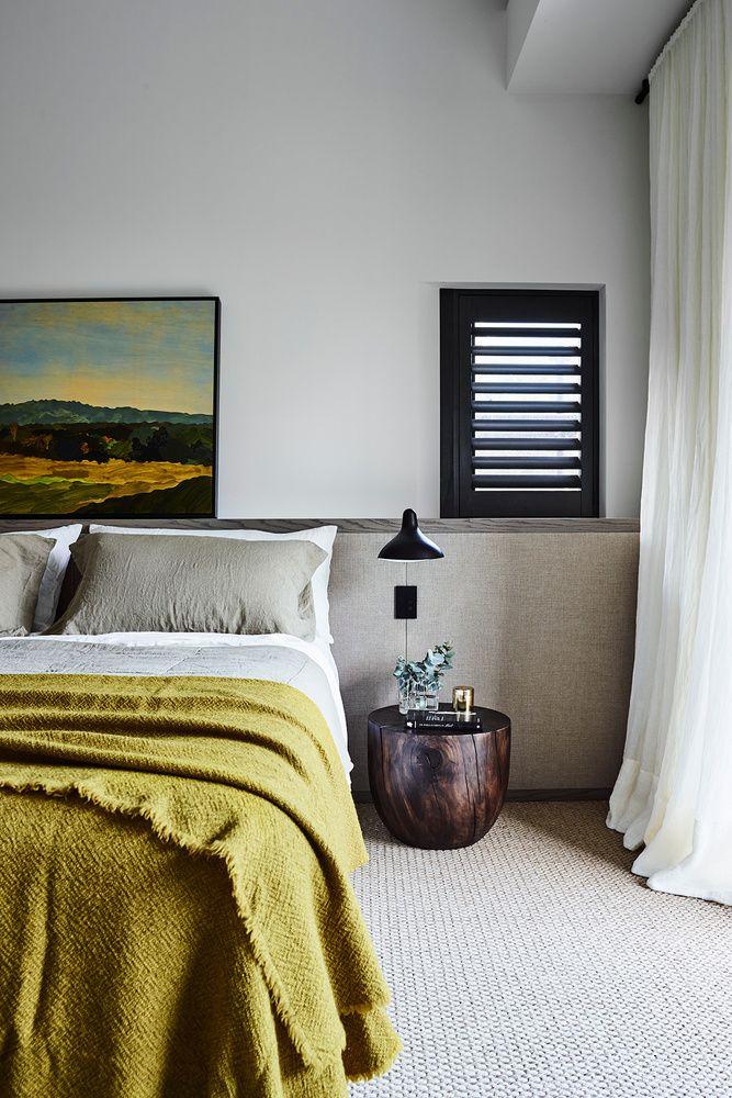 Retiro COSTERO | Amarillo, Camas y Sobre la cama