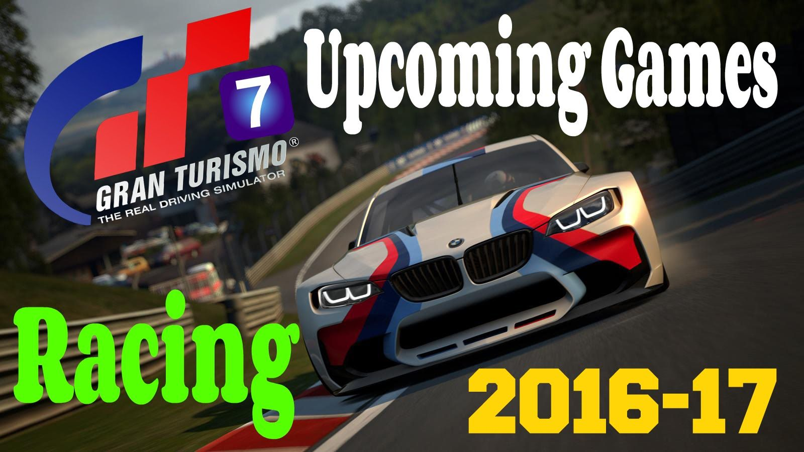 7 Best Racing Games 20162017 Android/PS4/PC
