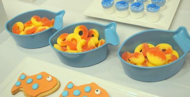 Karo's Fun Land: Daniel's Goldfish Birthday Party!