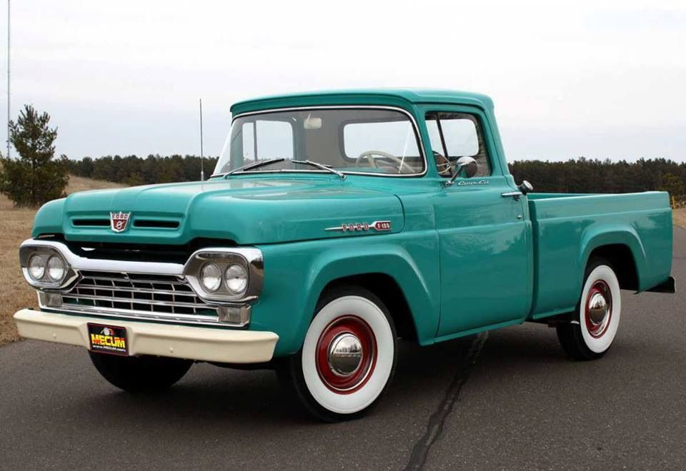 1959 Ford | Cars and Trucks | Pinterest | Ford, Ford trucks and ...