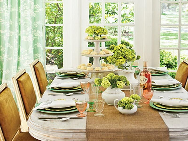 Formal Dinner Table Setting Ideas