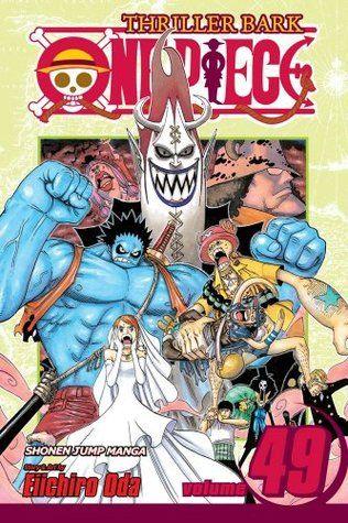 One Piece Volume 49 One Piece 49 One Piece Manga Manga Covers Anime