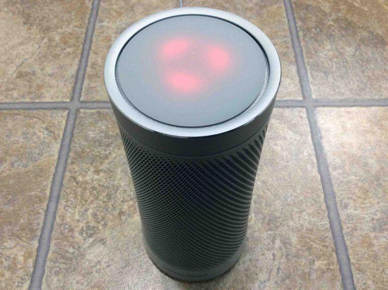How to Reset Invoke Cortana Speaker Speaker, Wall