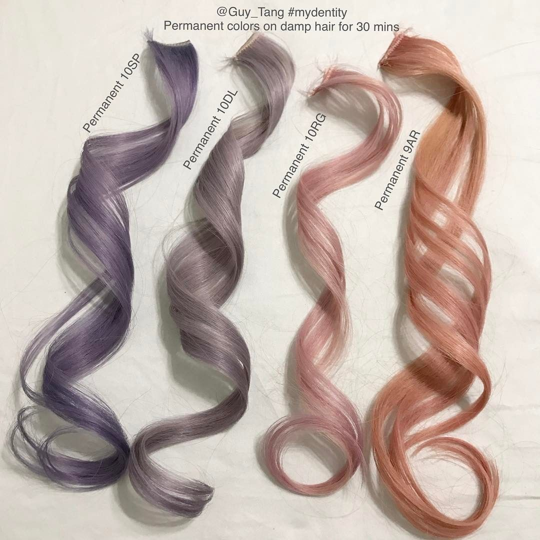 Pin By Tori Heibel On Hair Pinterest Guy Tang Swatch