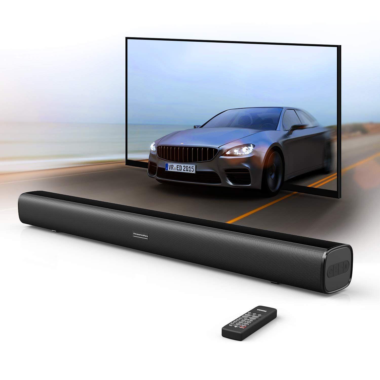 Sound Bar, Bluetooth Surround Sound Bar speaker 29.5