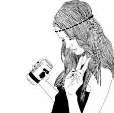 Resultado de imagen para dibujos faciles de chicas tumblr Lovely