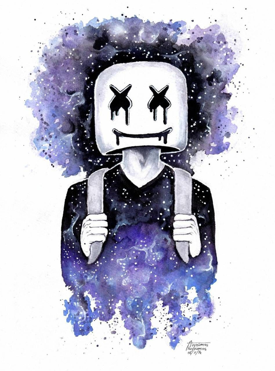 Download Marshmello Wallpaper by myssrtkn 24 Free on