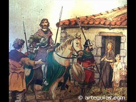 La épica Medieval El Poema De Mio Cid Edad Media Medieval Pinturas