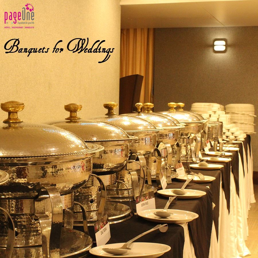 Wed Without Breaking A Sweat! The A/C #banquet Halls At