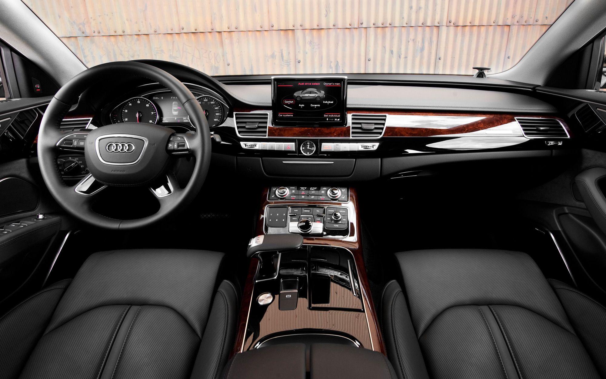 Audi A8 Interior Image 75 Audi A8 Audi Audi Interior