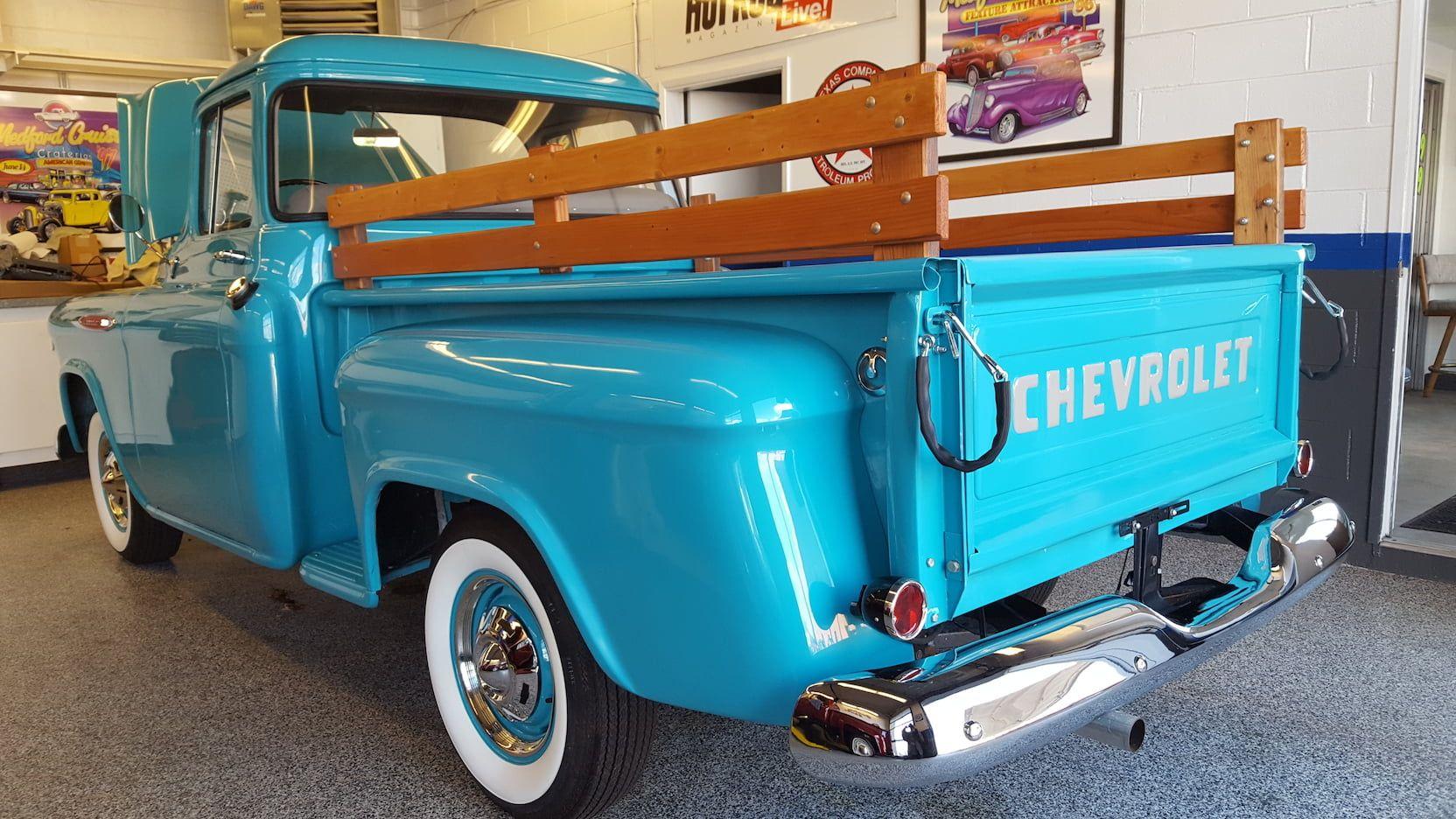1957 Chevrolet 3100 Pickup S125 Portland 2019 Chevrolet 3100 1957 Chevrolet Chevrolet