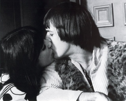Sonny & Cher  What a beautiful picture.