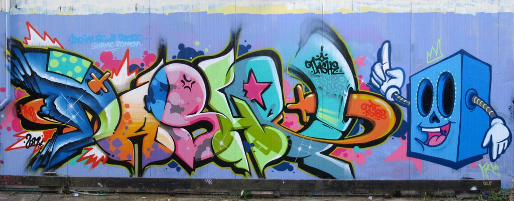 Картинки граффити с именами даша