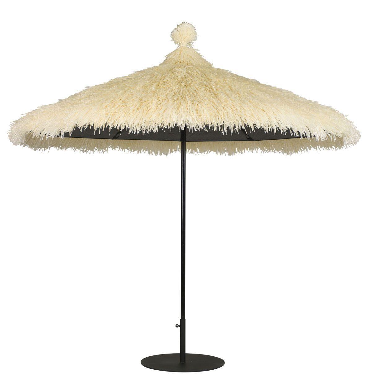 Tahiti Parasol Tropical Umbrella Designed Mark