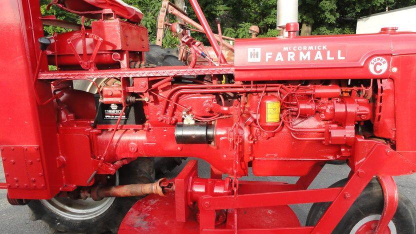 1951 Farmall Super A Christmas Tree Tractor Farmall Farmall Super A Tractors