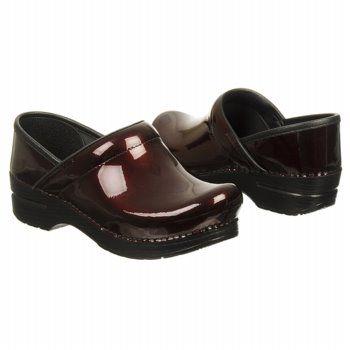 Zapatos negros vintage Dansko para hombre Sqfvc