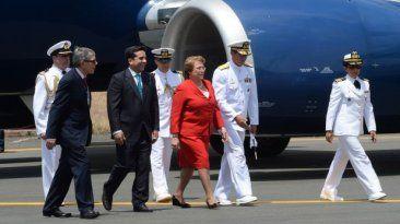 Michelle Bachelet tiene previsto participar de la Cumbre de la Alianza del Pacifico que se desarrolla en Paracas, Ica. (Foto: Presidencia Chile)