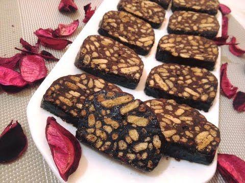 حلويات سهلة وسريعة حلوى بدون فرن كيك بارد طريقة عمل كيكة باردة وصفات رمضان Youtube Arabic Food Food Desserts
