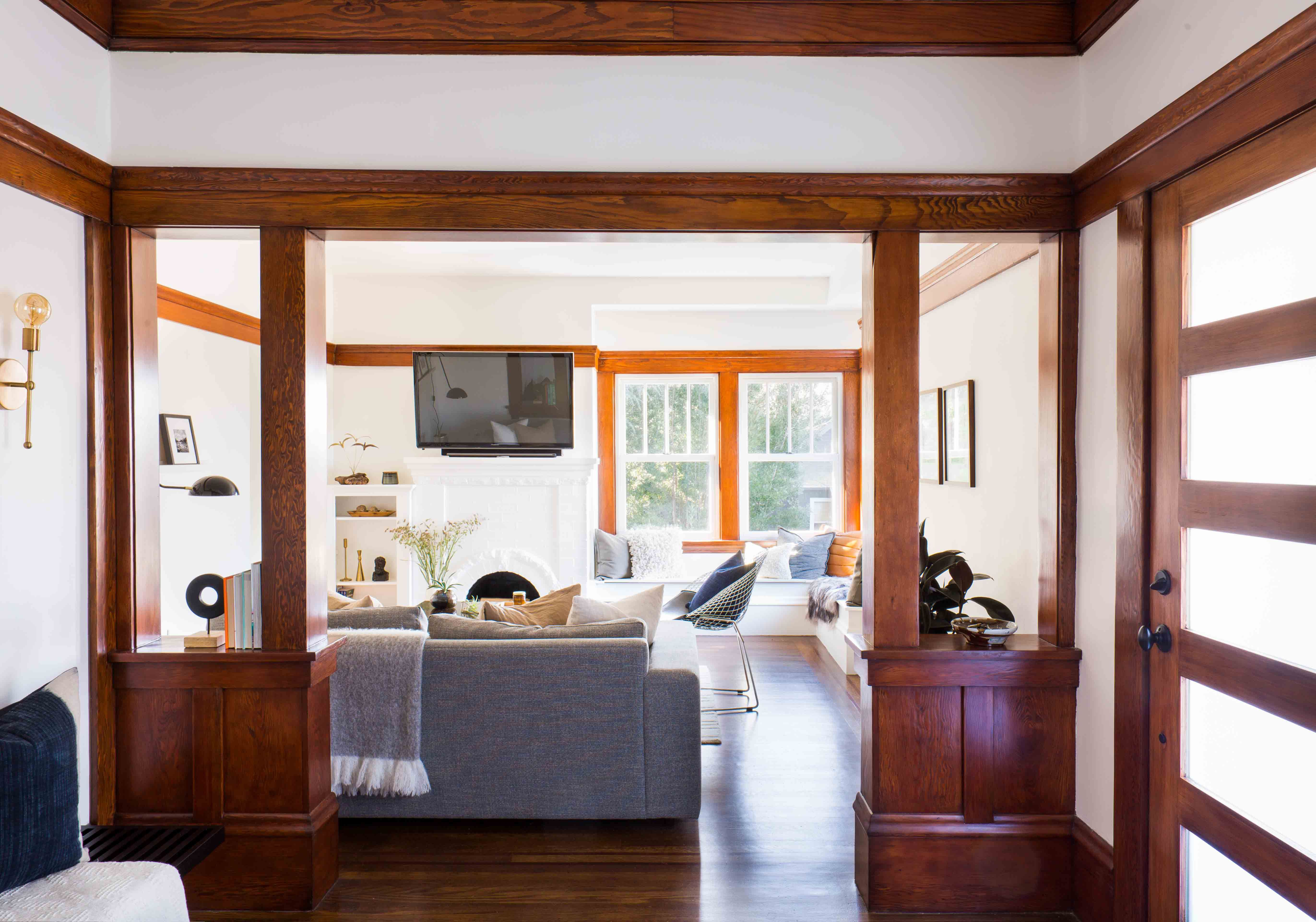 The Amazing Transformation Of A 1900 Craftsman Home Craftsman