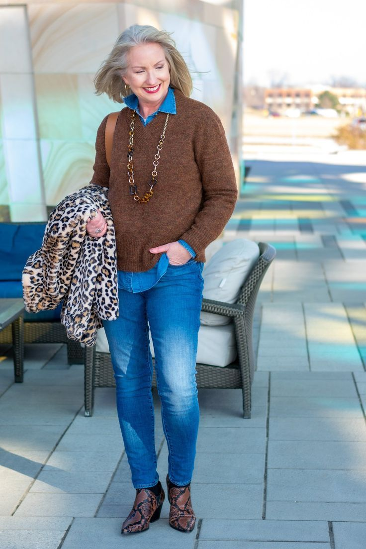 Feel Warm + Look Stylish this Winter - Dressed for My Day -   18 fall outfits 2020 for women over 50 ideas