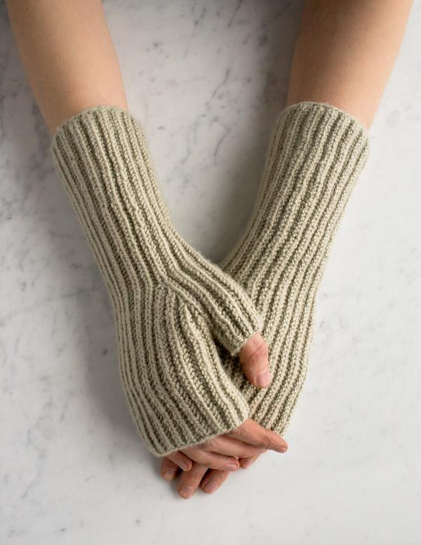 My Favorite Free Knitting Patterns Hand Warmers Purl Soho And