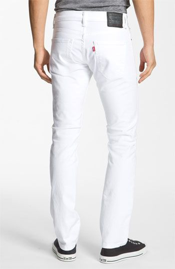Mens Wash justin Jeans Now Skinny C'mon Palmier Nordstrom Levi's® White 511 Lol xYqwCH