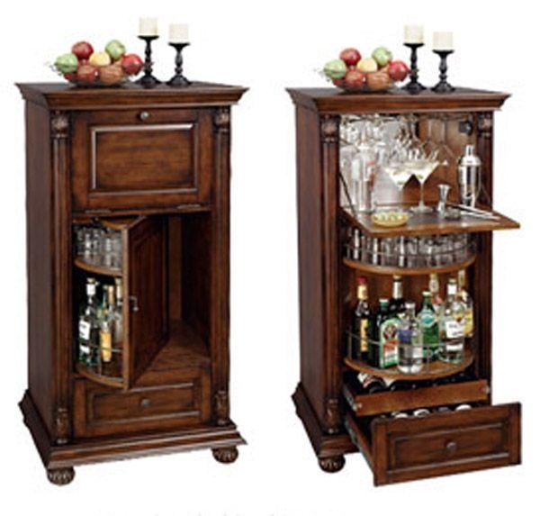 Cognac Bar Cabinet Bar Furniture Bar Cabinet Modern Home Bar