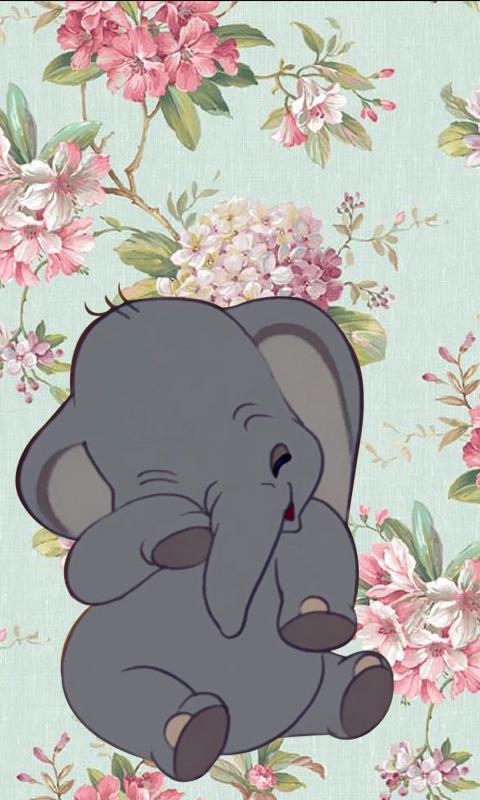 Epingle Par Marion C Sur Animals Elephant Telephone