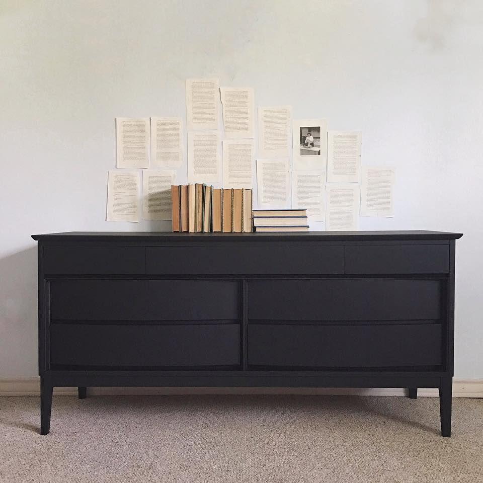 drawer prepac double black condo sized ip modern sonoma dresser