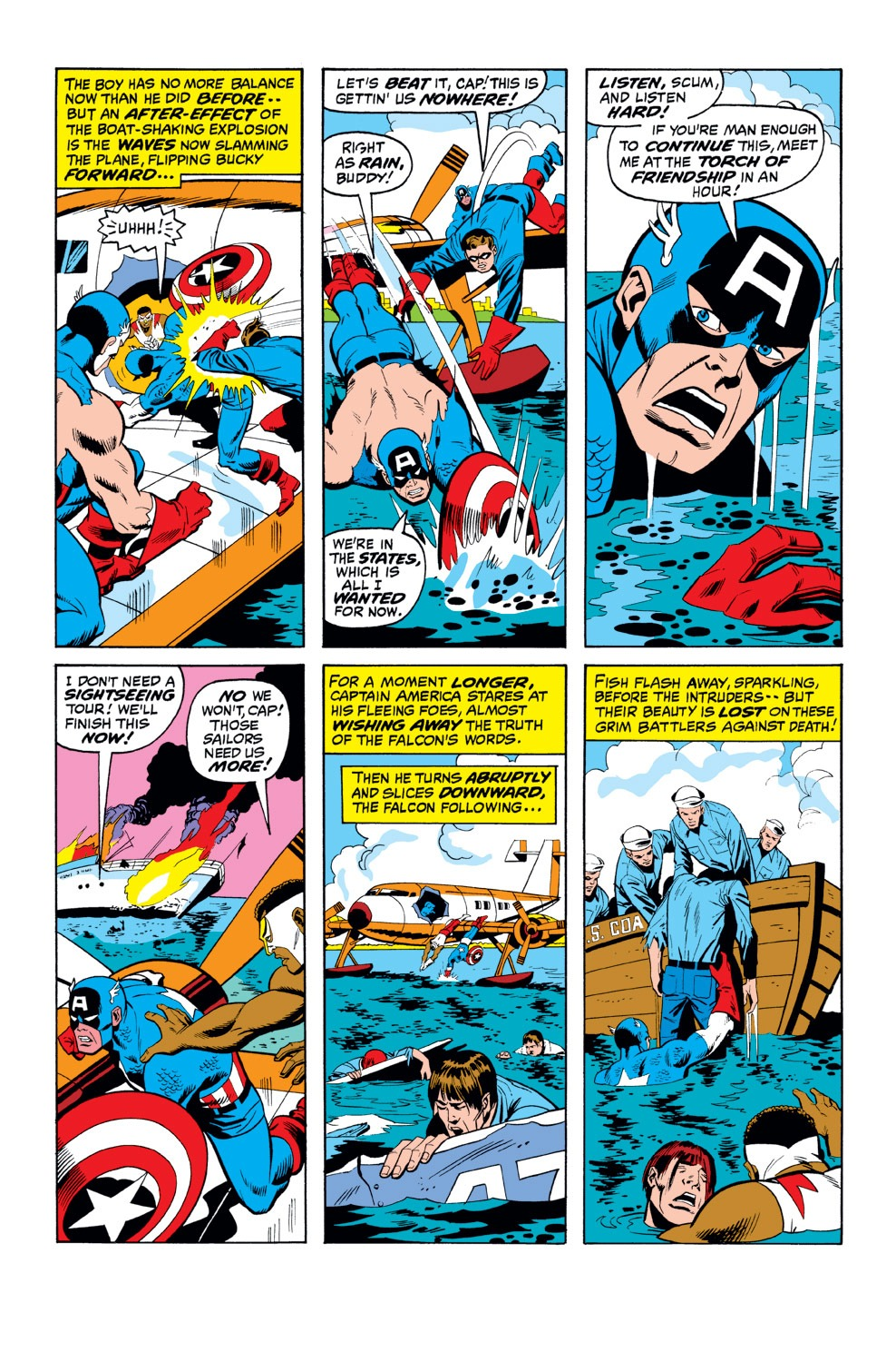 Captain America 1968 Issue 156 Read Captain America 1968 Issue 156 Comic Online In High Quality In 2020