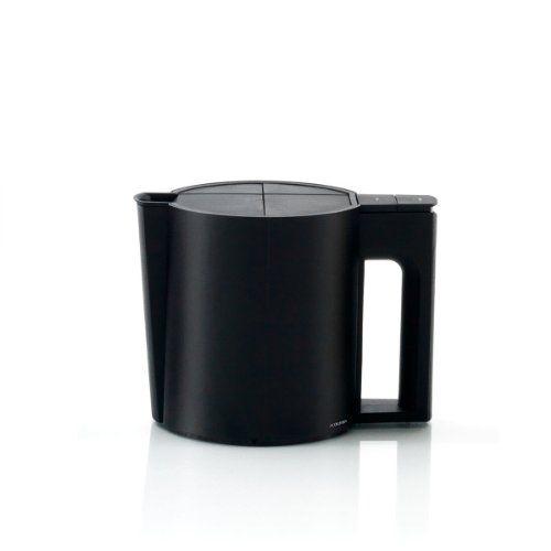Jacob Jensen Designer Electric Kettle, 12 Litre, Black Keep It