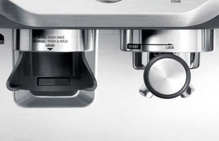 Breville Espresso Maker |BES870BSS| The BARISTA EXPRESS #espressomaker