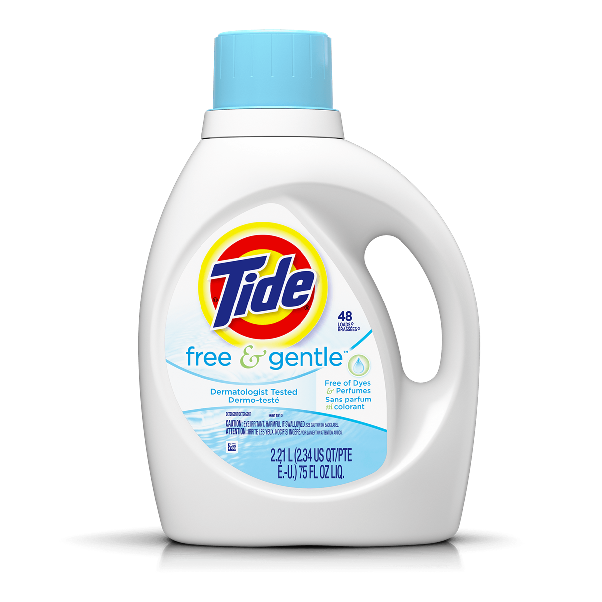Tide Free And Gentle Liquid Laundry Detergent Tide With Images
