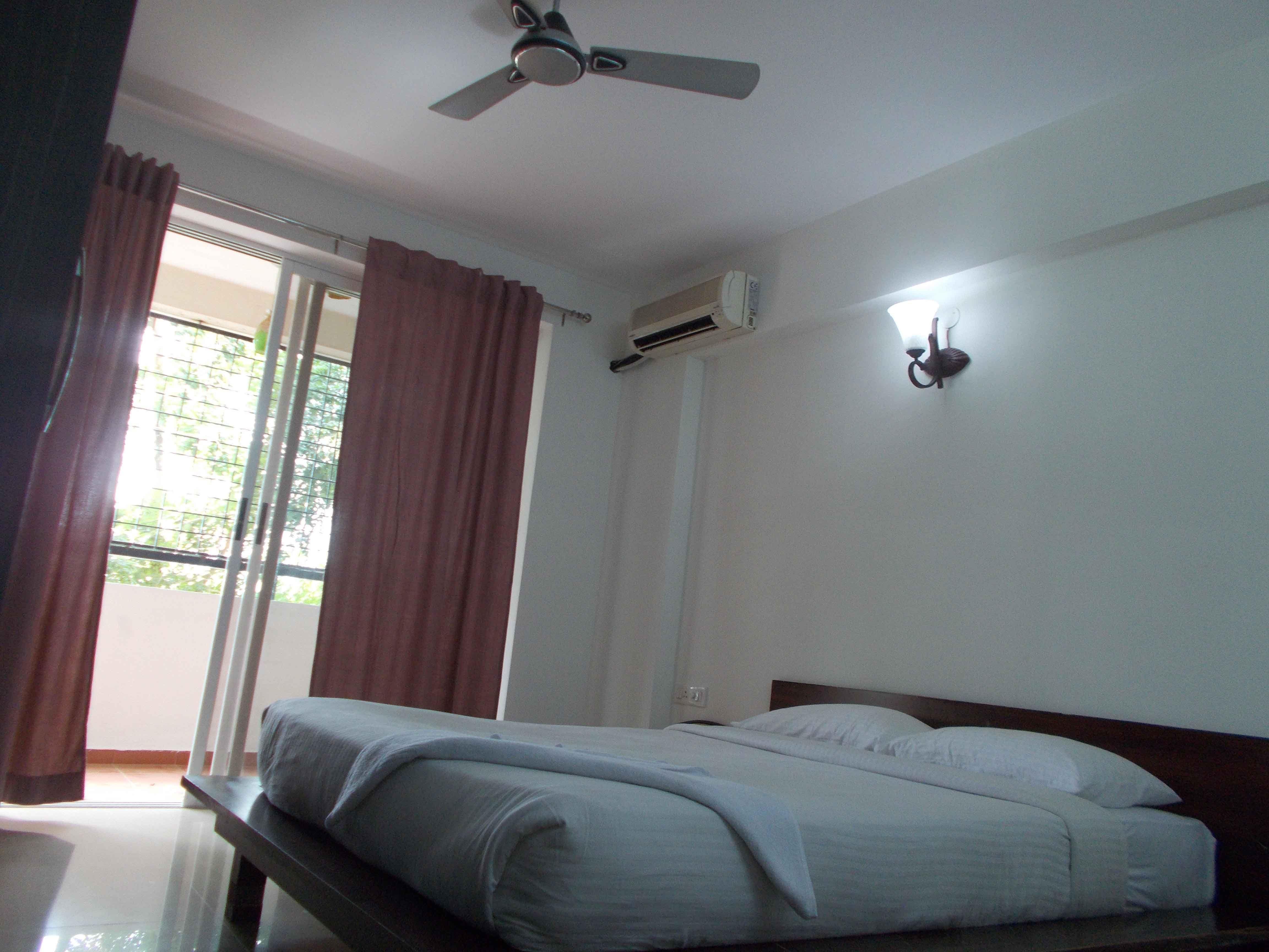 serviced apartments near Bangalore international Airport