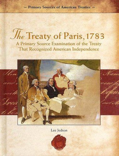 This is the Treaty of Paris of 1783. It said that the United States was independent. Also that each side would repay the debts owed to each other.
