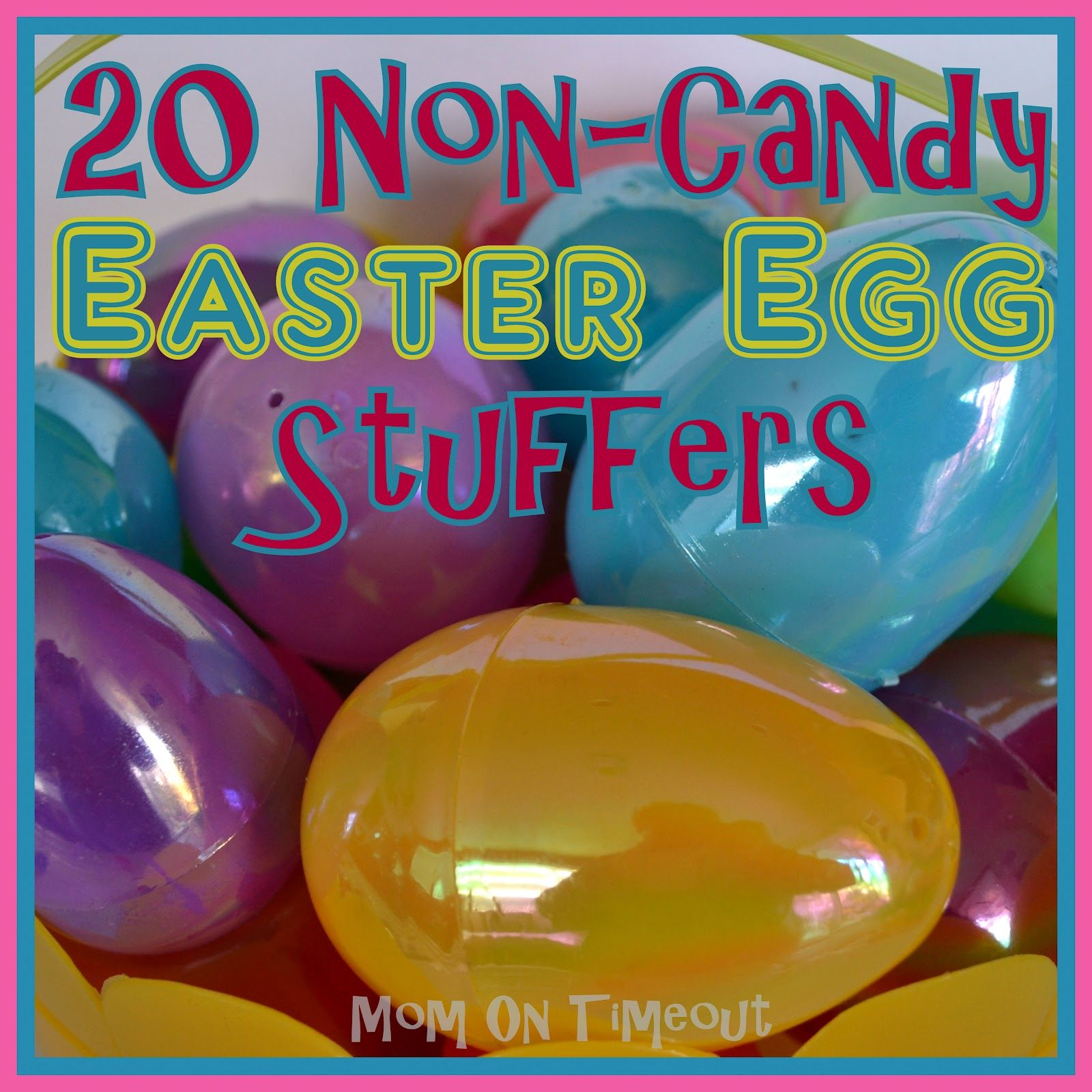 20 non candy easter egg stuffer ideas recipe holiday 20 non candy easter egg stuffer ideas negle Choice Image