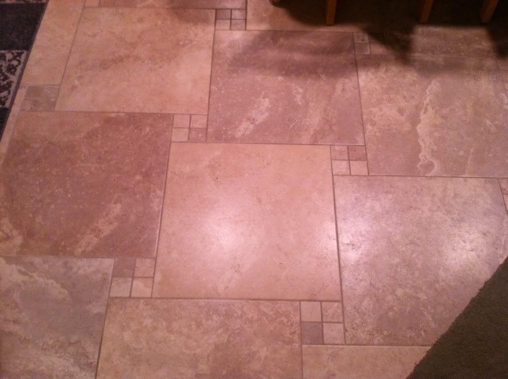 Floor Tile Pattern. Interesting | My House Portfolio | Pinterest ...