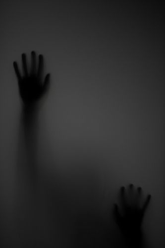 Shadow Of A Ghost Creepy Photography Canvas Photography Shadow