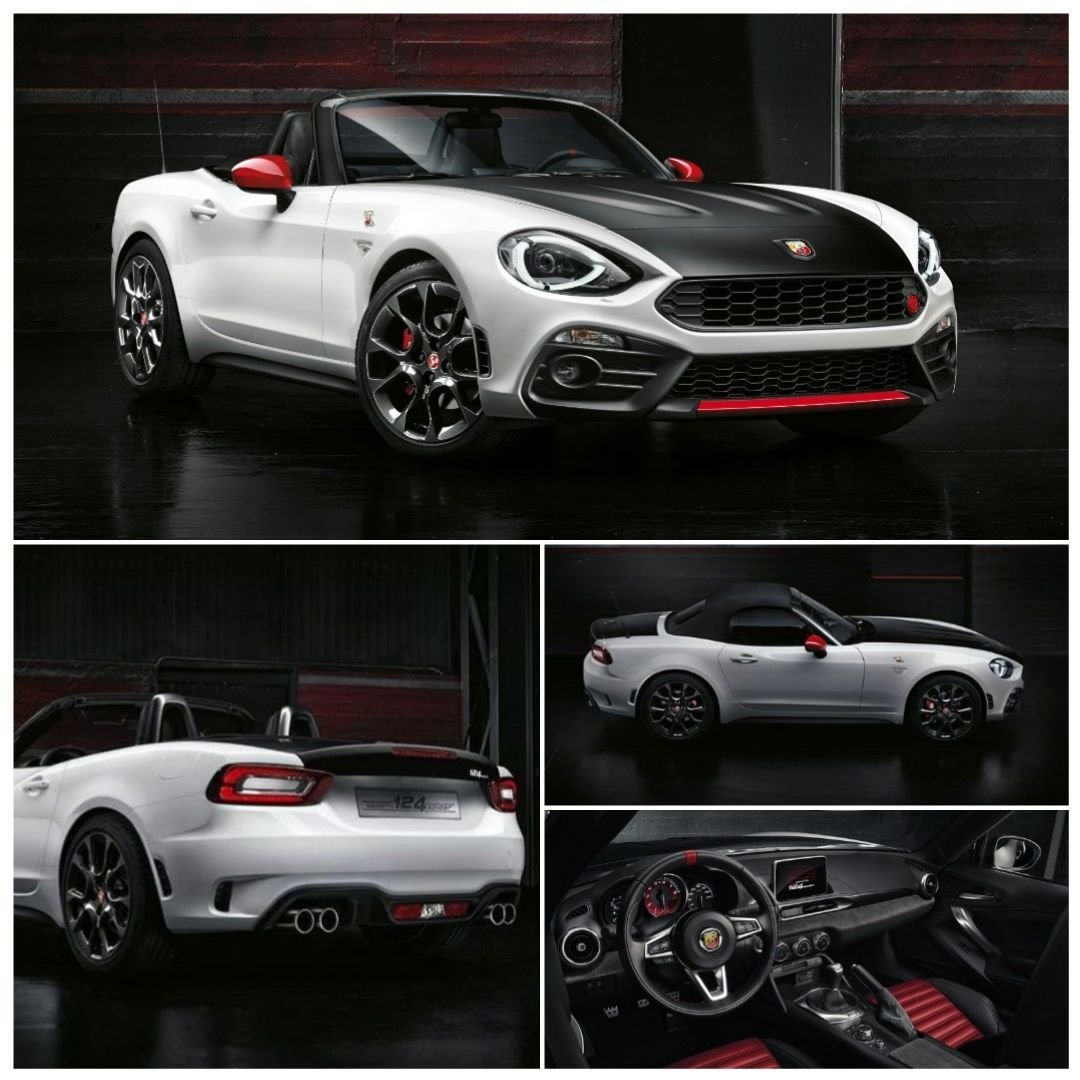 Abarth 124 Spider With Images Fiat 124 Spider Abarth Fiat 124